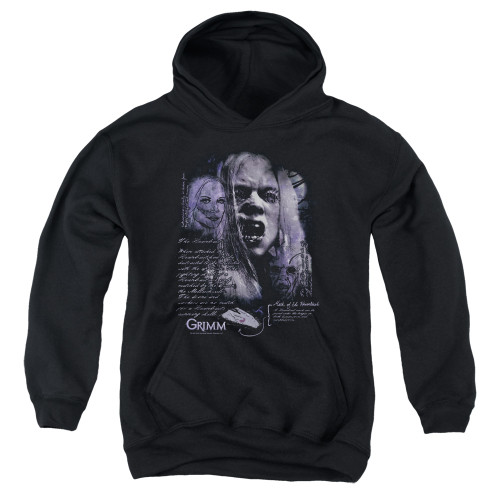 Image for Grimm Youth Hoodie - Lady Hexenbeast