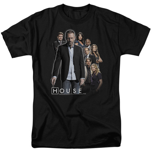 Image for House T-Shirt - Crew