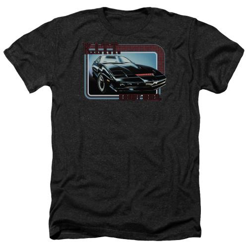 Image for Knight Rider Heather T-Shirt - KITT