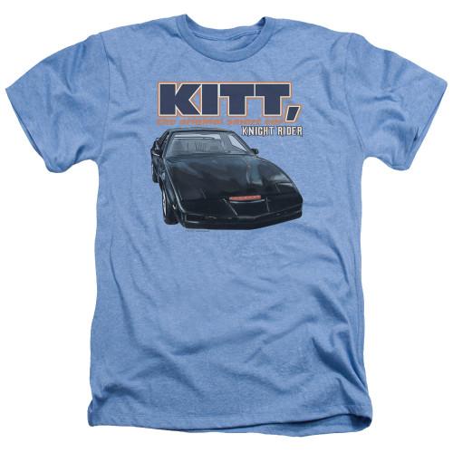 Image for Knight Rider Heather T-Shirt - Original Smart Car