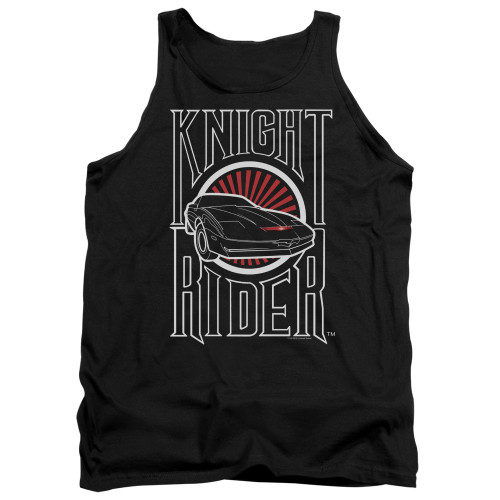 Image for Knight Rider Tank Top - Logo