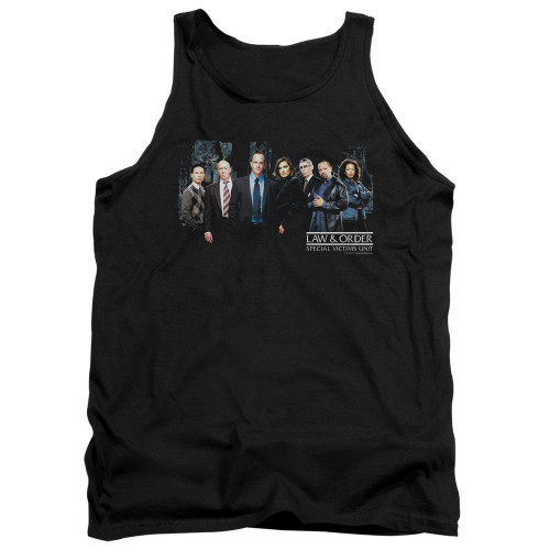 Image for Law and Order Tank Top - SVU Cast