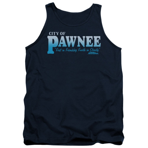 Image for Parks & Rec Tank Top - Pawnee