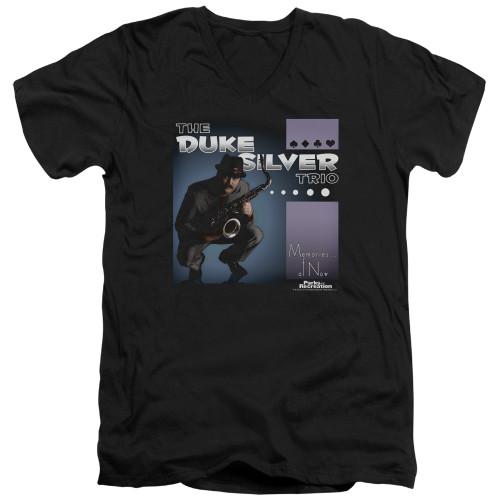 Image for Parks & Rec T-Shirt - V Neck - Album Cover