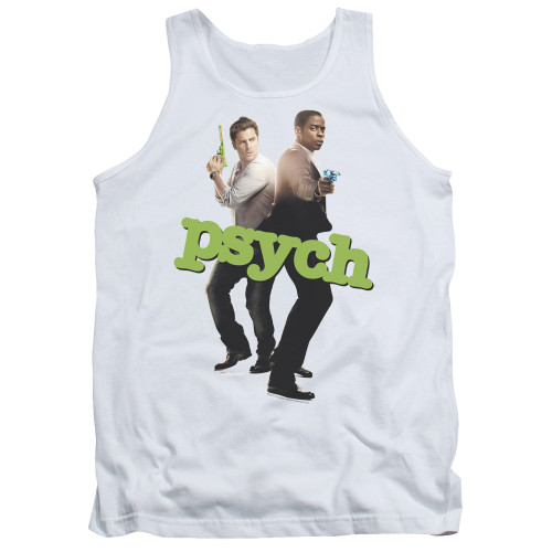 Image for Psych Tank Top - Hands Up