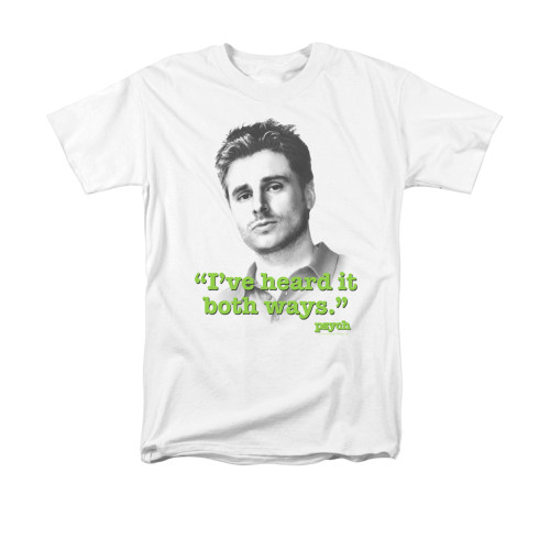 Image for Psych T-Shirt - Both Ways