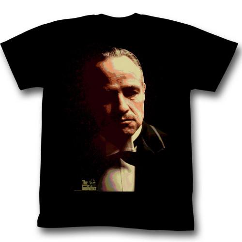 Image for Godfather T-Shirt - Splatter