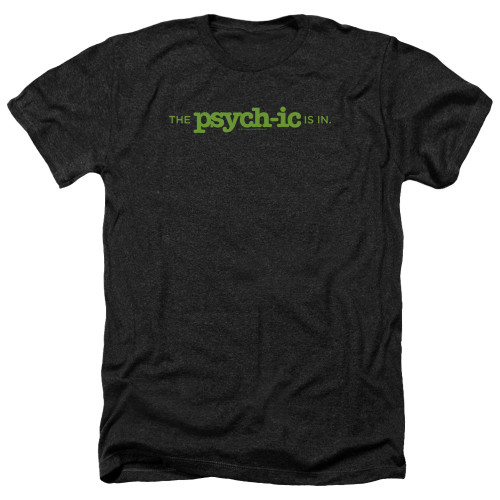 Image for Psych Heather T-Shirt - The Psychic is In