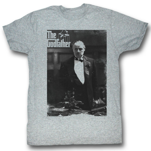 Image for Godfather T-Shirt - the Don