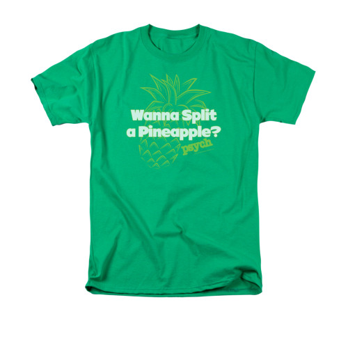 Image for Psych T-Shirt - Pineapple Split