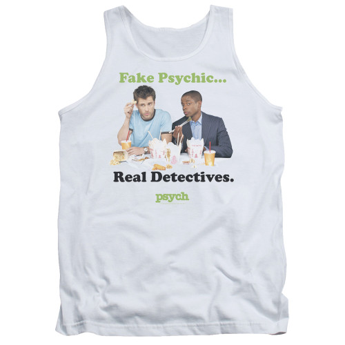 Image for Psych Tank Top - Take Out