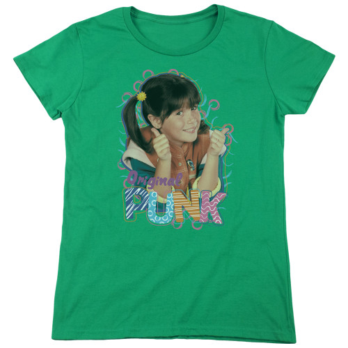Image for Punky Brewster Woman's T-Shirt - Original Punk