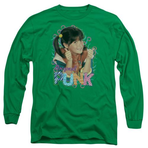 Image for Punky Brewster Long Sleeve T-Shirt - Original Punk