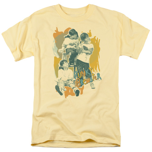 Image for Punky Brewster T-Shirt - Tri Punky