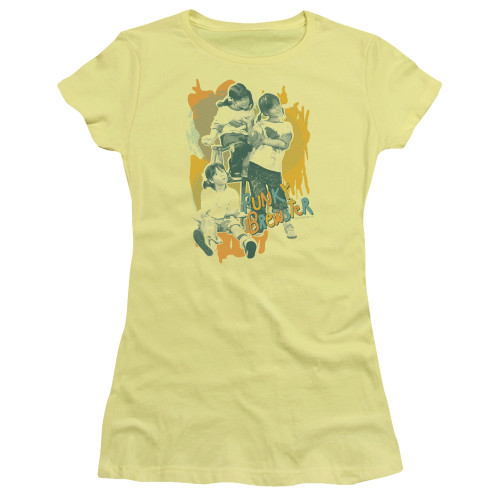Image for Punky Brewster Girls T-Shirt - Tri Punky