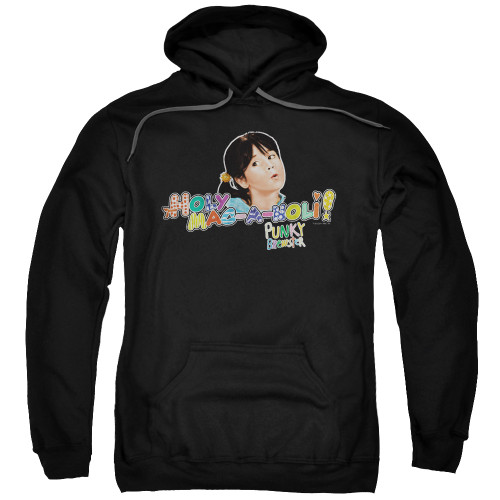 Image for Punky Brewster Hoodie - Holy Mac a Noli