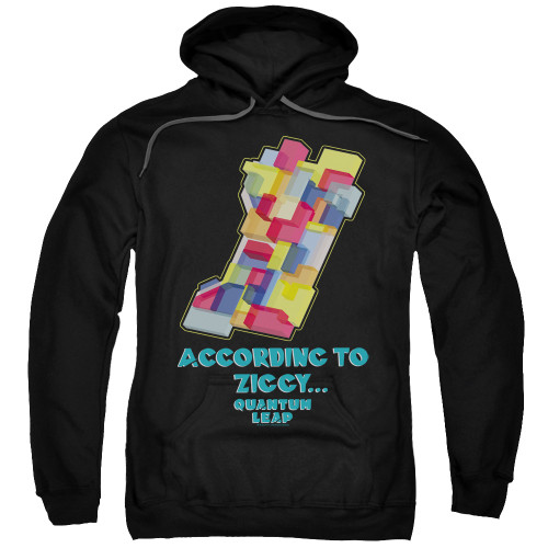 Image for Quantum Leap Hoodie - According to Ziggy