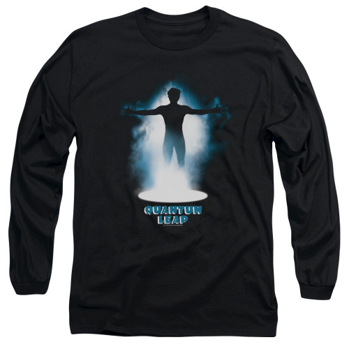 Image for Quantum Leap Long Sleeve T-Shirt - First Leap