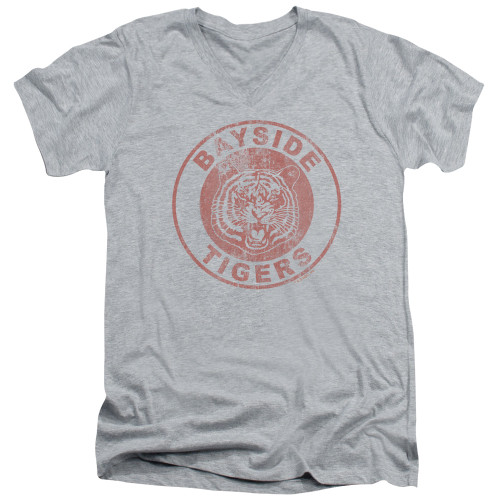 Image for Saved by the Bell T-Shirt - V Neck - Tigers