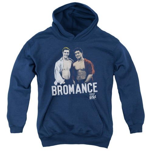 Image for Saved by the Bell Youth Hoodie - Bromance