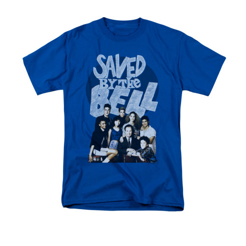 Image for Saved by the Bell T-Shirt - Retro Cast