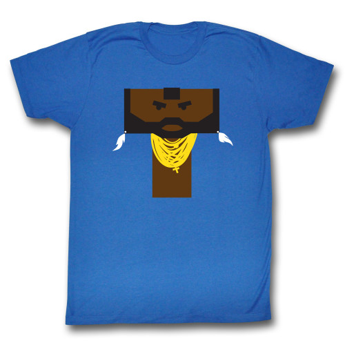 Image for Mr. T T-Shirt - Literal T