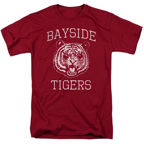 Image for Saved by the Bell T-Shirt - Go Tigers