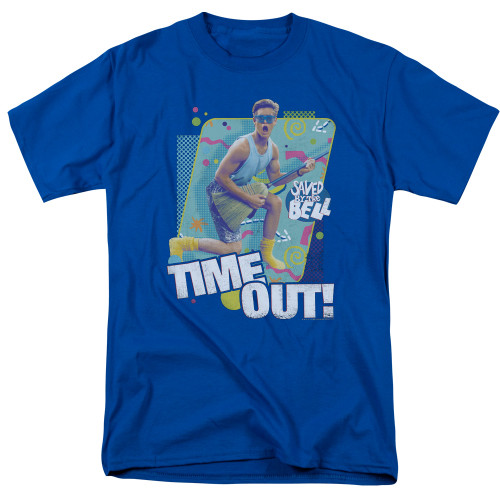 Image for Saved by the Bell T-Shirt - Time Out
