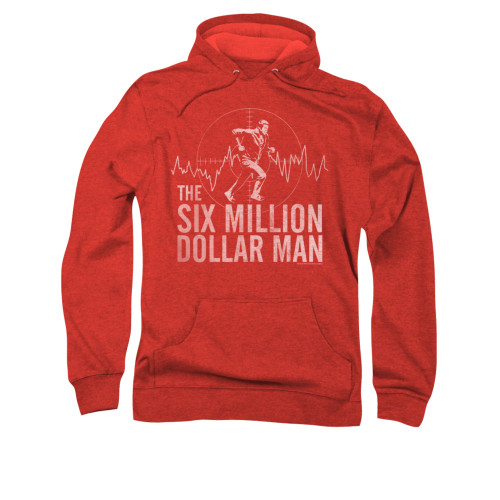 Image for The Six Million Dollar Man Hoodie - Target