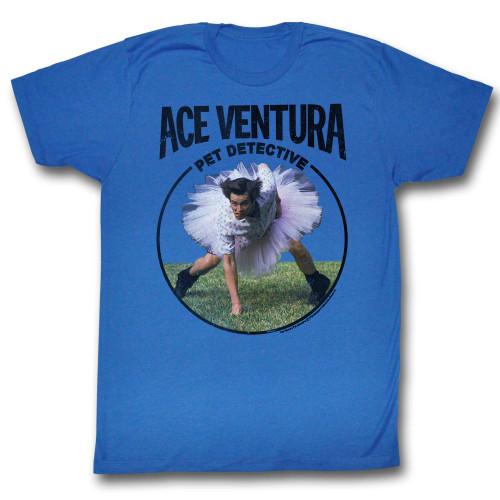 Image for Ace Ventura Pet Detective T-Shirt - Tutu