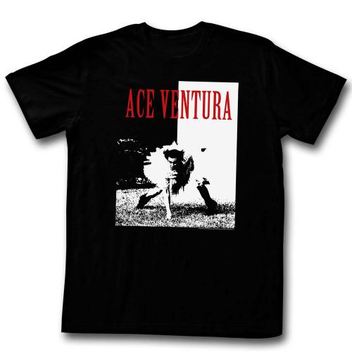 Ace Ventura Pet Detective T-Shirt - Aceface