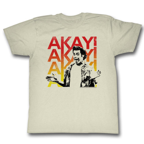 Image for Ace Ventura Pet Detective T-Shirt - Akayakay