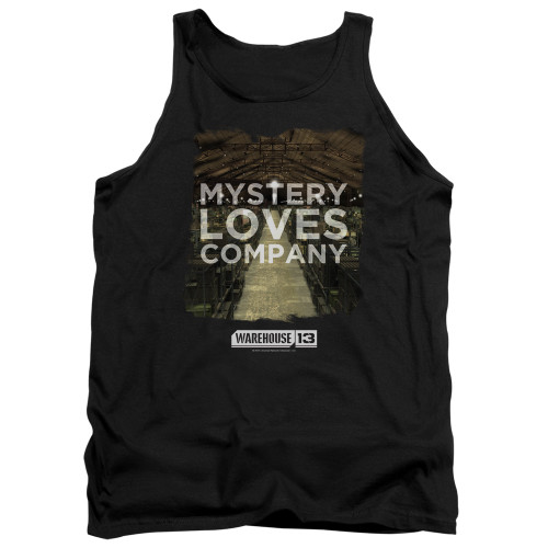 Image for Warehouse 13 Tank Top - Mystery Loves