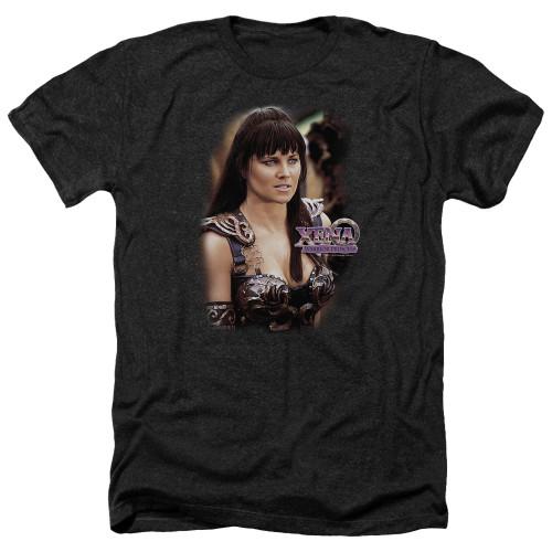 Image for Xena Warrior Princess Heather T-Shirt - The Princess
