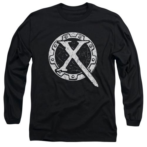 Image for Xena Warrior Princess Long Sleeve T-Shirt - Sigil
