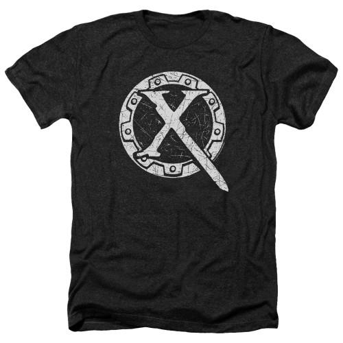 Image for Xena Warrior Princess Heather T-Shirt - Sigil
