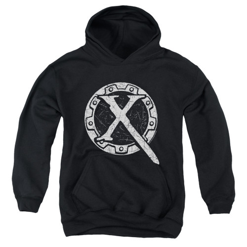 Image for Xena Warrior Princess Youth Hoodie - Sigil