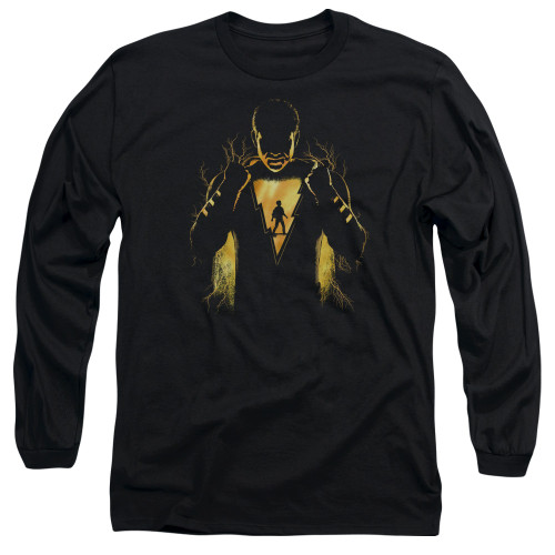 Image for Shazam Movie Long Sleeve Shirt - What's Inside