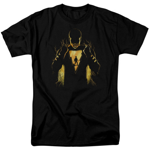 Image for Shazam Movie T-Shirt - What's Inside