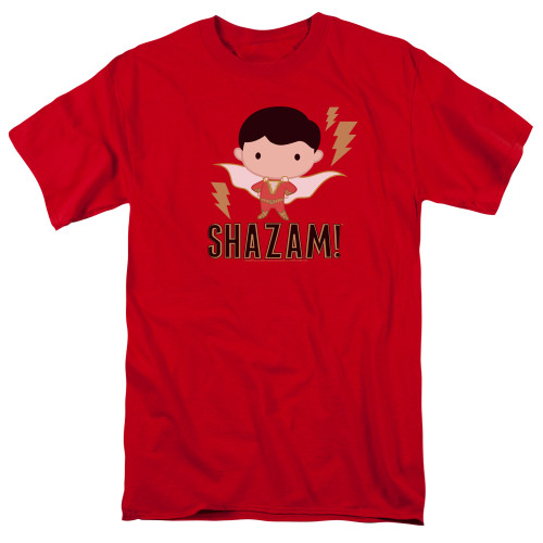 Image for Shazam Movie T-Shirt - Chibi