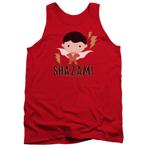 Image for Shazam Movie Tank Top - Chibi