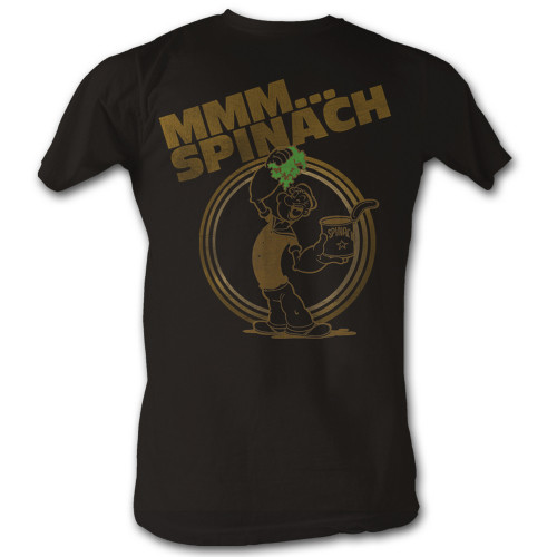 Popeye T-Shirt - Mmm...Spinach