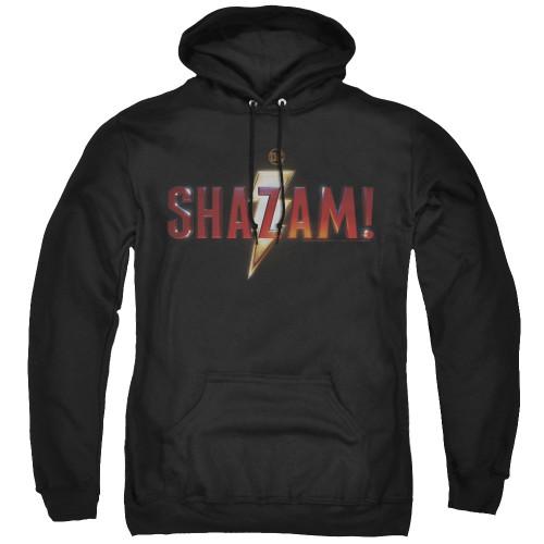 Image for Shazam Movie Hoodie - Logo