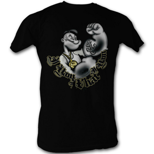 Image for Popeye T-Shirt - I Yam