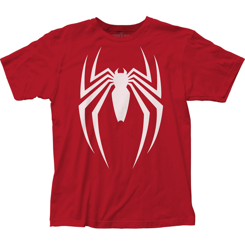 Image for Spider-Man T-Shirt - Video Game Logo
