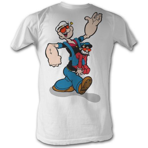 Popeye T-Shirt - Pappa Popeye