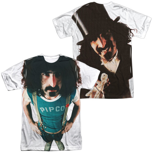 Image for Frank Zappa Sublimated T-Shirt Lumpy Gravy 100% Polyester