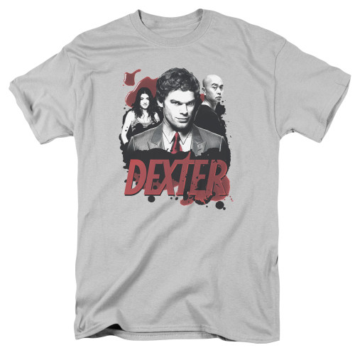 Image for Dexter T-Shirt - Bloody Trio