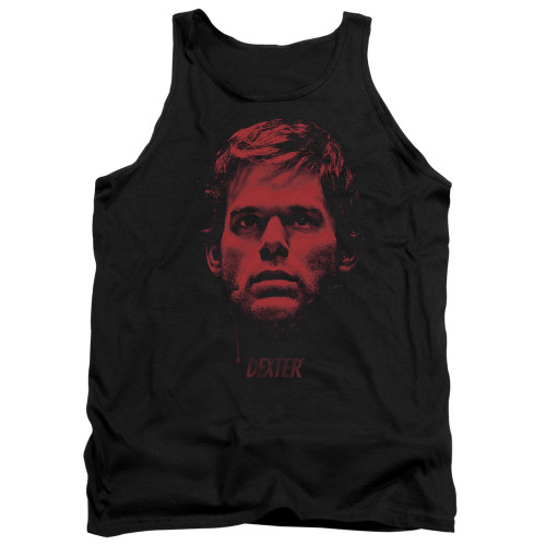 Image for Dexter Tank Top - Bloody Face