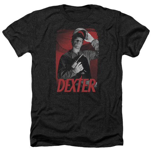Image for Dexter Heather T-Shirt - See Saw